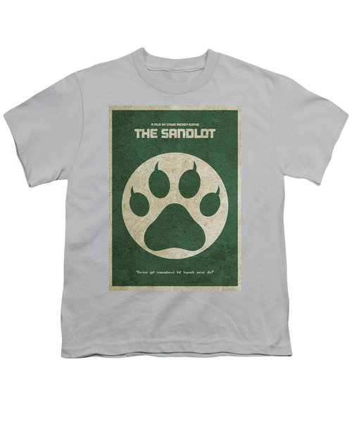 The Sandlot Alternative Minimalist Movie Poster Youth T-Shirt