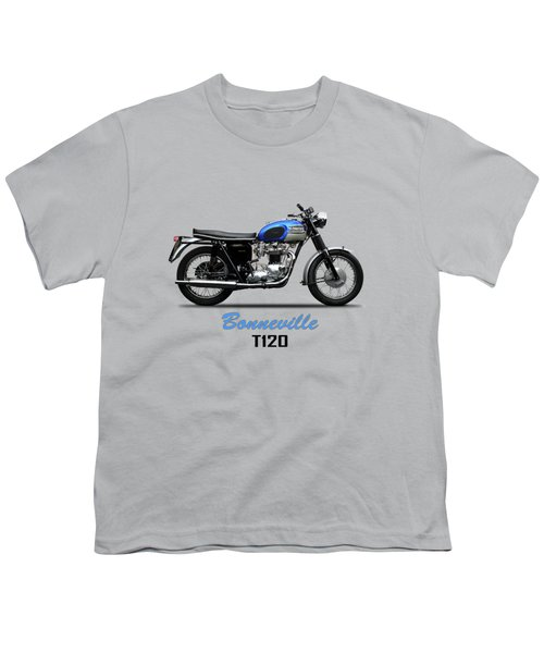 Triumph Bonneville T120 1965 Youth T-Shirt