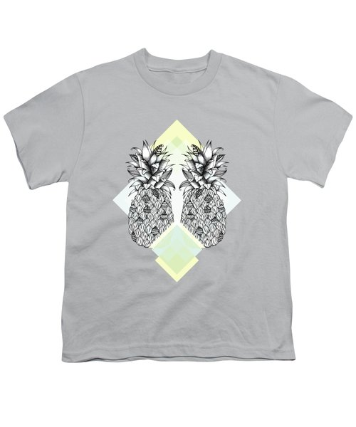 Tropical Youth T-Shirt by Barlena Illustrations
