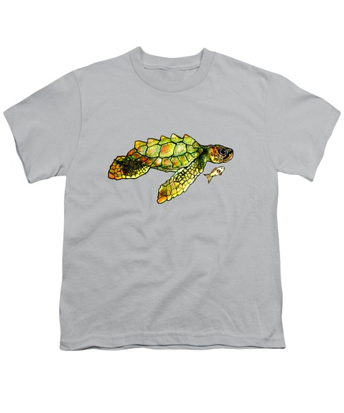 Turtle Talk Youth T-Shirt