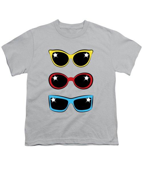 Twentieth Century Sunglasses Youth T-Shirt