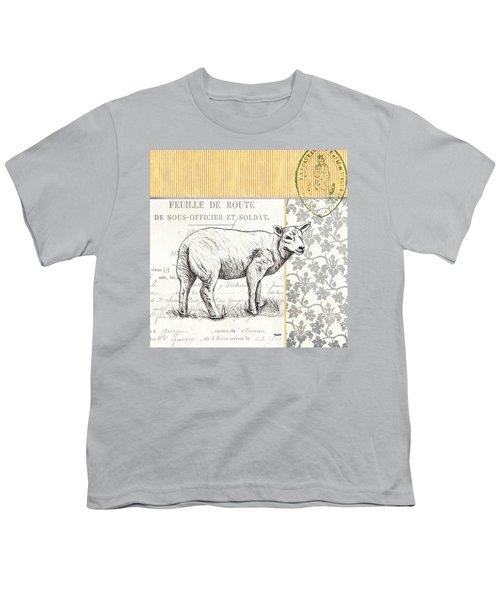 Vintage Farm 3 Youth T-Shirt
