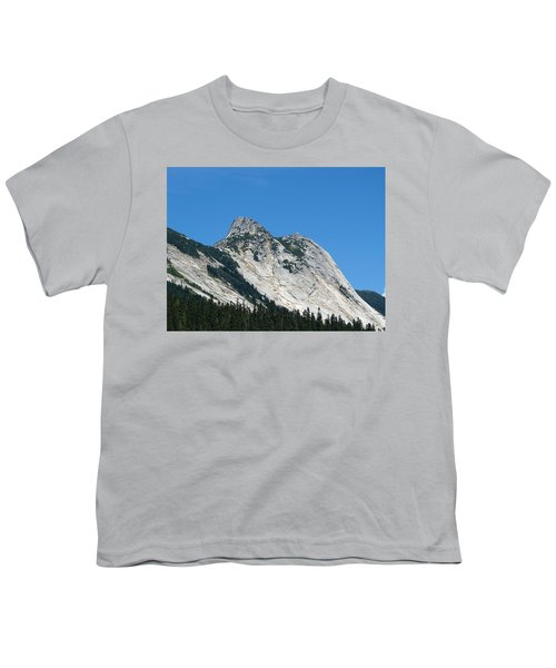 Yak Peak Youth T-Shirt by Will Borden