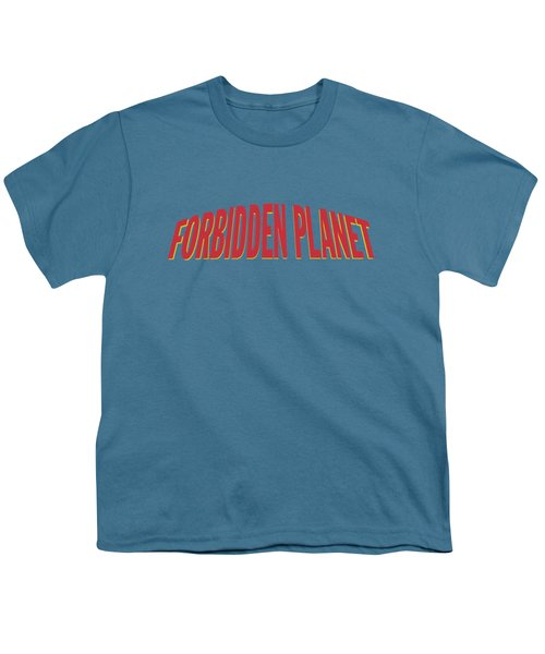 Forbidden Planet - Logo Youth T-Shirt