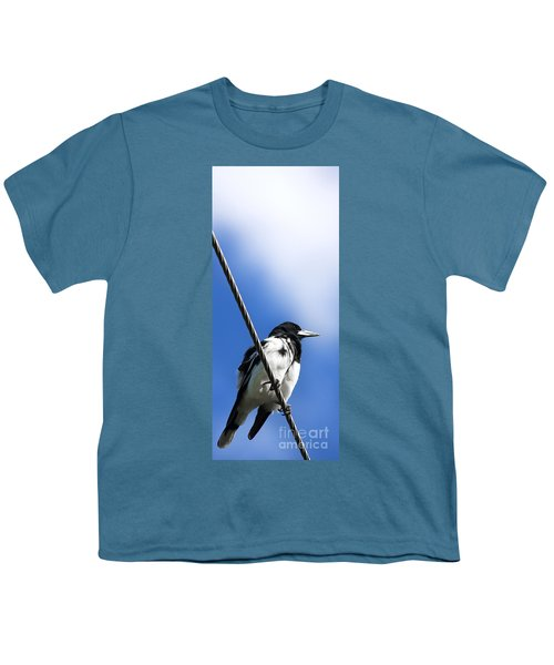 Magpie Up High Youth T-Shirt