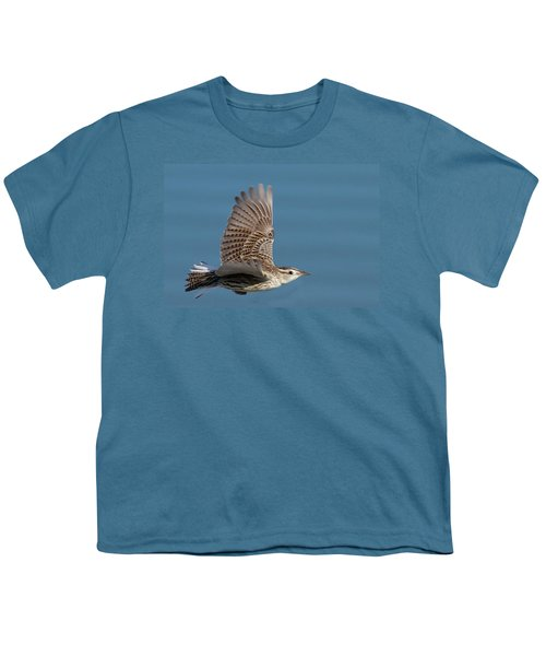 Untitled Youth T-Shirt by Hal Beral