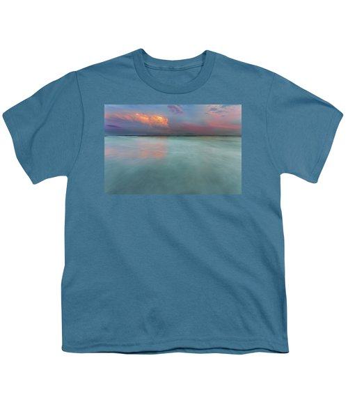 Sunset On Hilton Head Island Youth T-Shirt