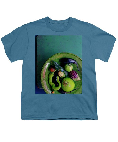A Plate Of Vegetables Youth T-Shirt