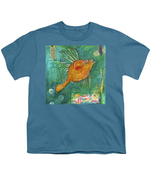Asian Fish Youth T-Shirt