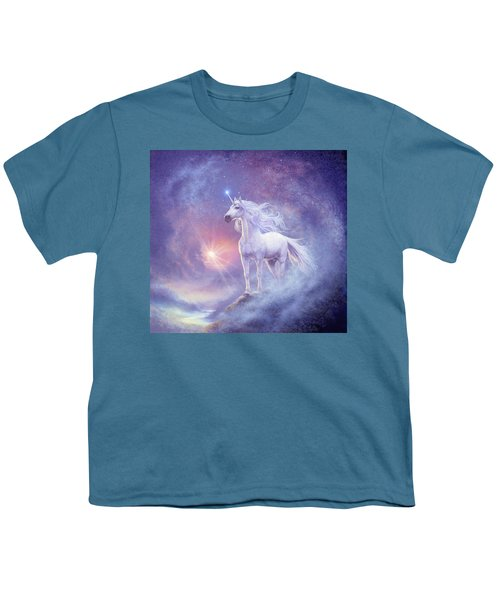 Astral Unicorn Youth T-Shirt
