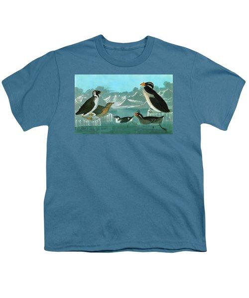 Audubon Auks Youth T-Shirt