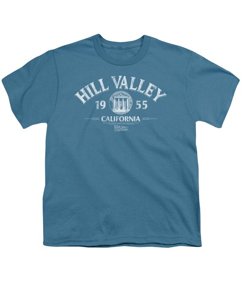 Back To The Future - Hill Valley 1955 Youth T-Shirt