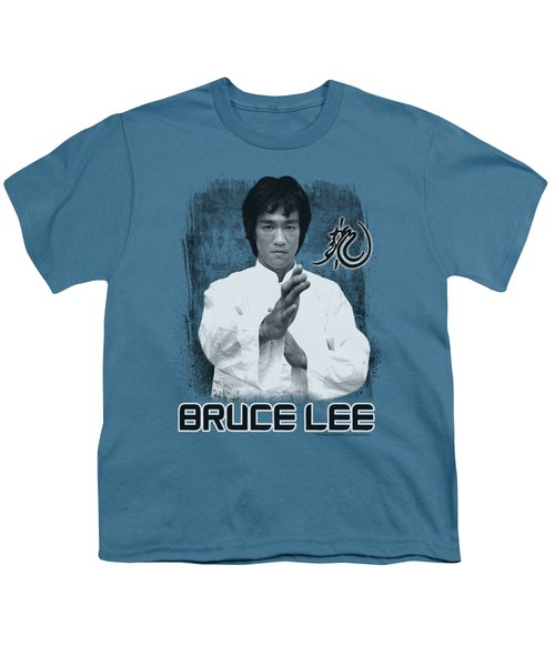 Bruce Lee - Concentrate Youth T-Shirt by Brand A