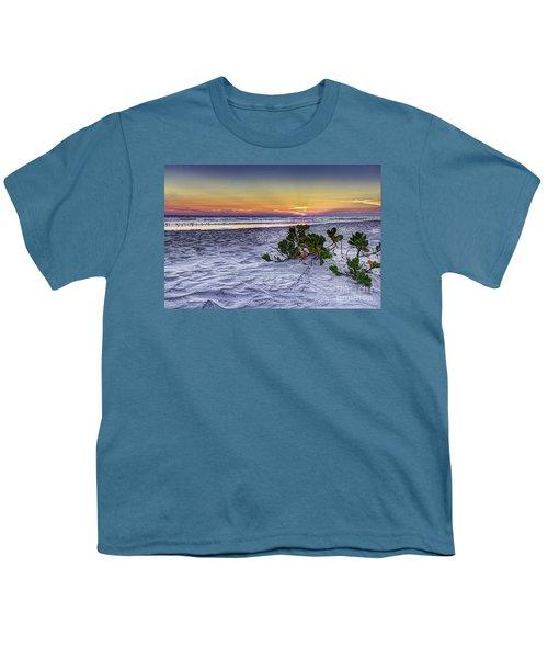 Mangrove On The Beach Youth T-Shirt