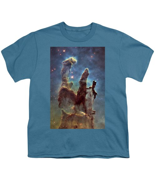 New Pillars Of Creation Hd Tall Youth T-Shirt