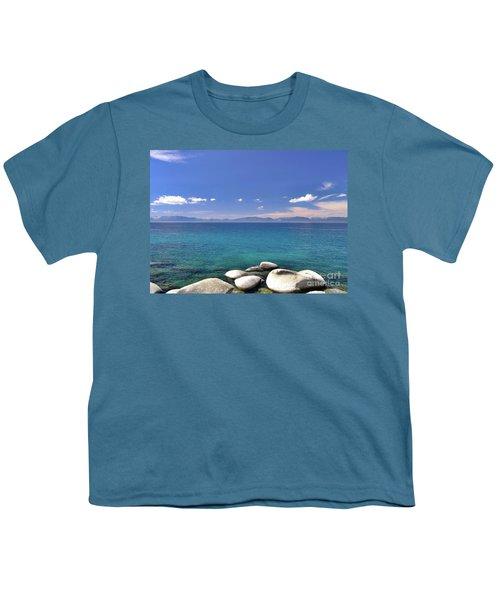 Peace - Lake Tahoe Youth T-Shirt