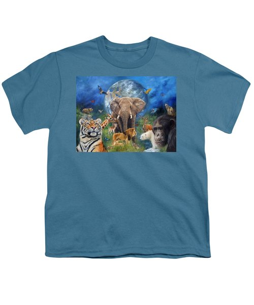 Planet Earth Youth T-Shirt