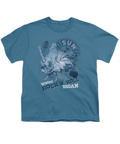 Sun - Where Rock Began Youth T-Shirt