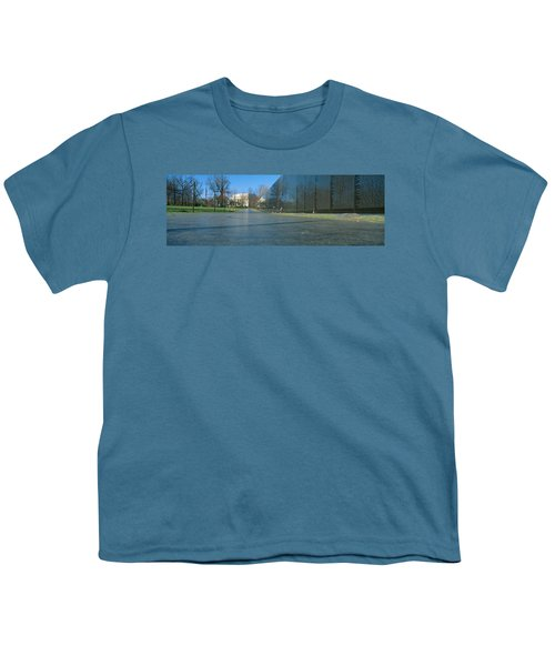 Vietnam Veterans Memorial, Washington Dc Youth T-Shirt by Panoramic Images