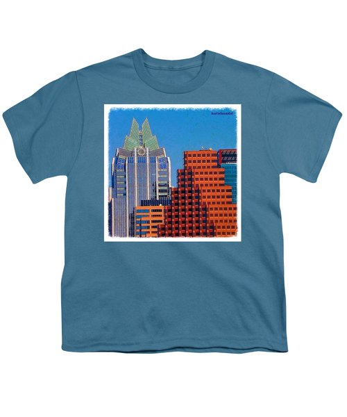 Another #gorgeous #bluesky Day In Youth T-Shirt