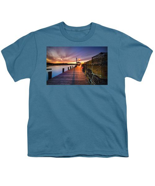 Cape Porpoise Youth T-Shirt