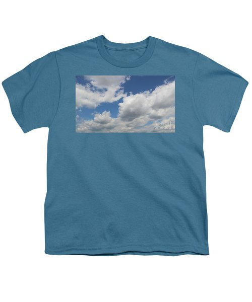 Clouds 16 Youth T-Shirt by Rod Ismay
