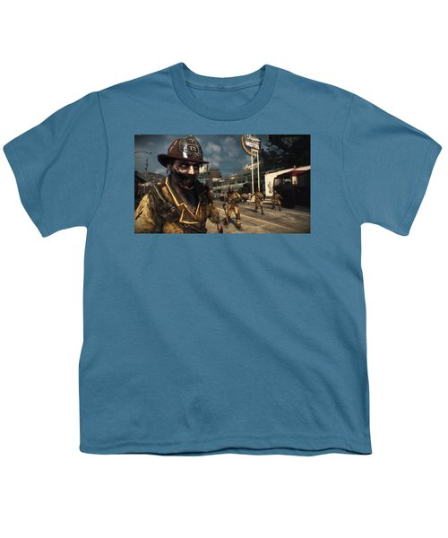 Dead Rising 3 Youth T-Shirt