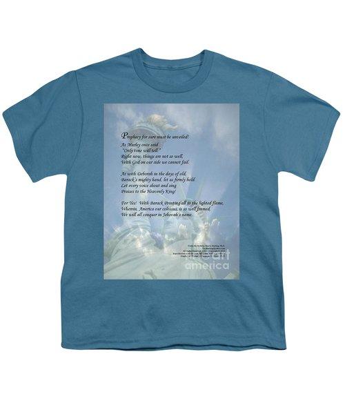 Writer, Artist, Phd. Youth T-Shirt