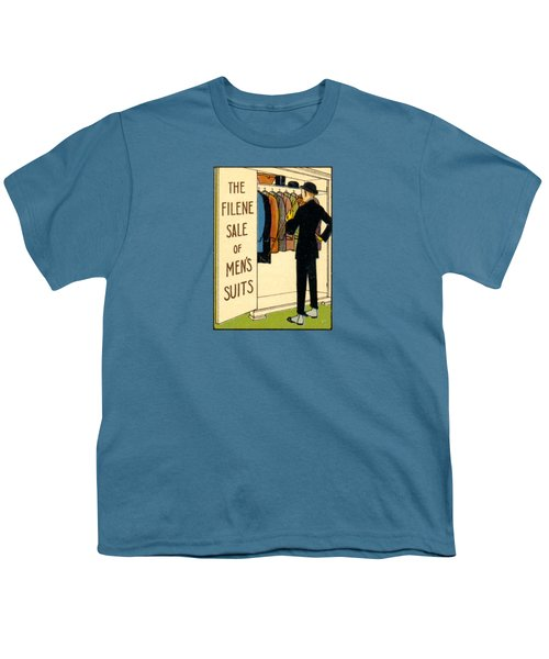 1920 Mens's Suites On Sale Youth T-Shirt