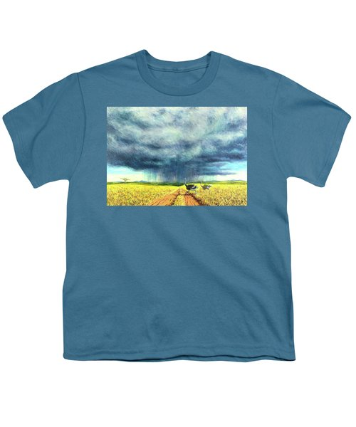 African Storm Youth T-Shirt