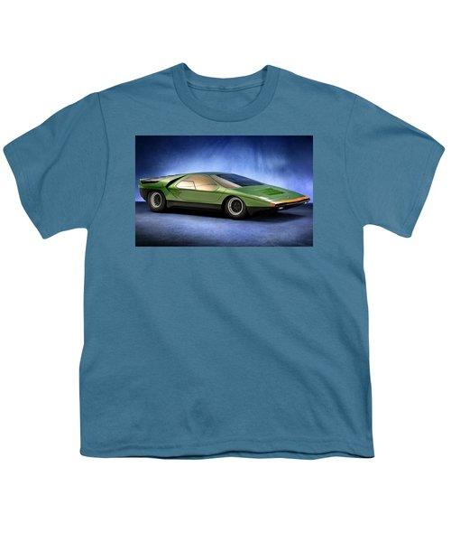 Alfa Romeo Carabo Youth T-Shirt