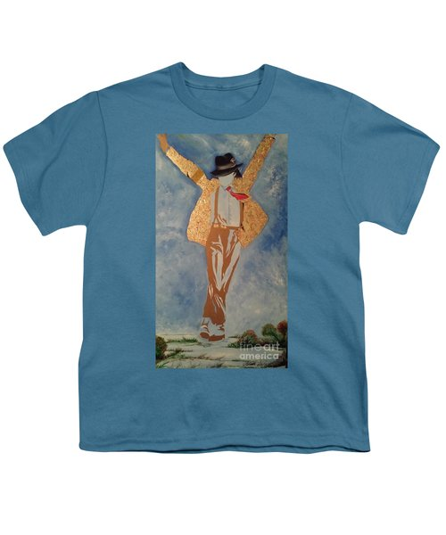 Artist Youth T-Shirt by Dr Frederick Glover