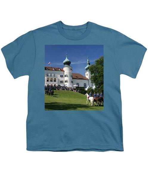 Artstetten Castle In June Youth T-Shirt