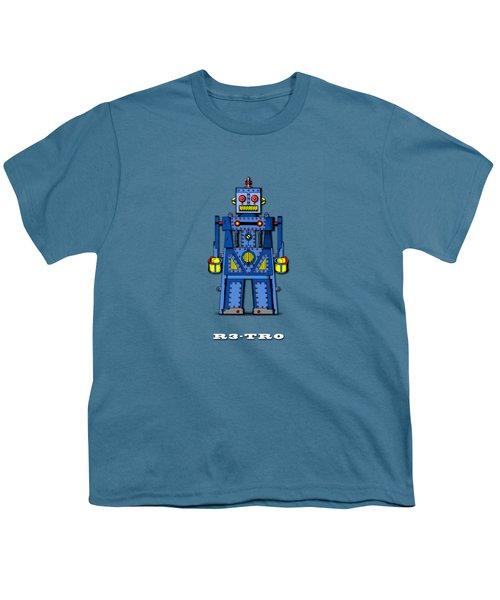 R3 Tr0 Robot Youth T-Shirt