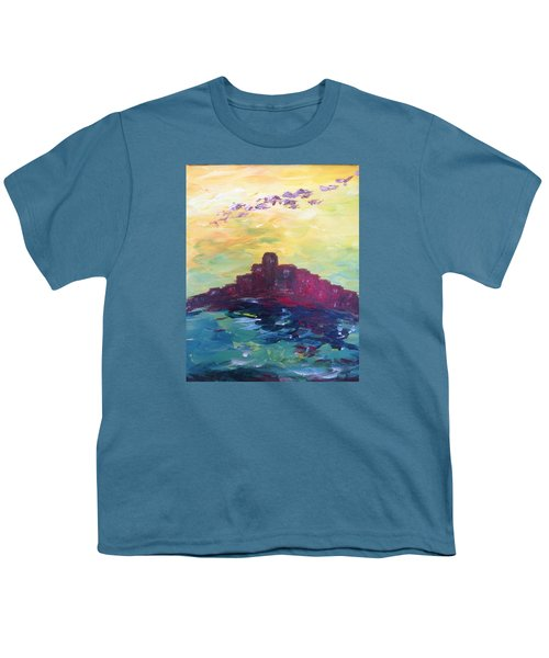 Bay City Skyscape Youth T-Shirt