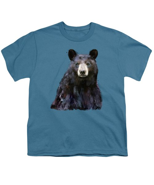 Black Bear Youth T-Shirt