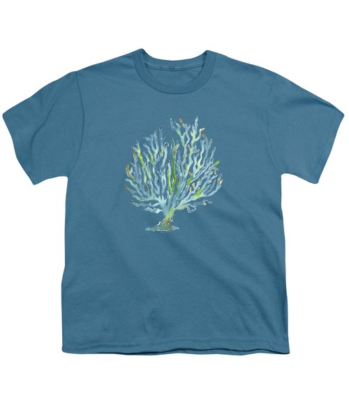Blue Coral Youth T-Shirt