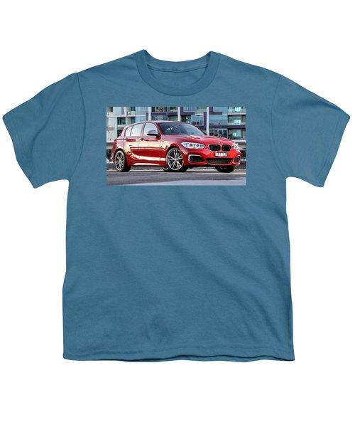 Bmw M140i Youth T-Shirt
