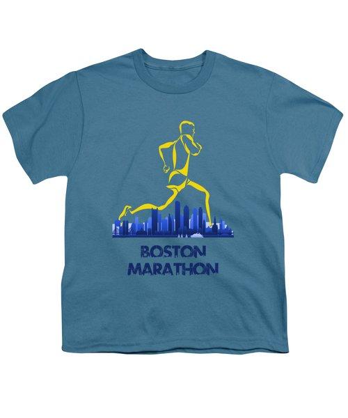 Boston Marathon5 Youth T-Shirt