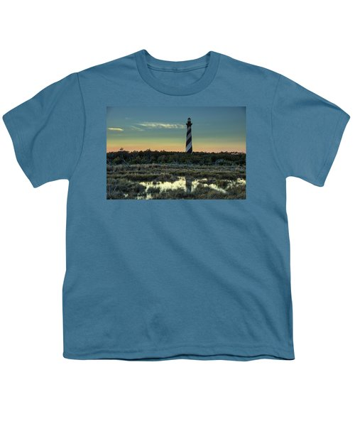 Cape Hatteras Sunset Youth T-Shirt