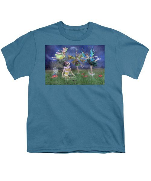 Celebration Of Night Alice And Oz Youth T-Shirt