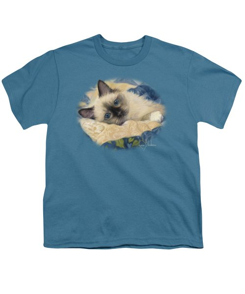 Charming Youth T-Shirt by Lucie Bilodeau