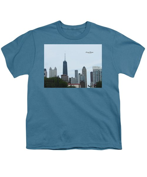 Chicago Skyline Youth T-Shirt
