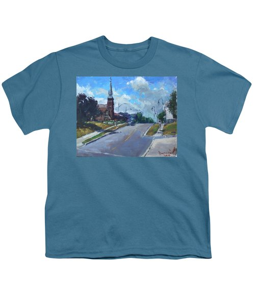 Church In Georgetown Downtown  Youth T-Shirt