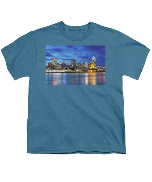Cincinnati, Ohio Youth T-Shirt