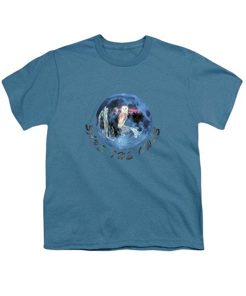 City Lights Youth T-Shirt