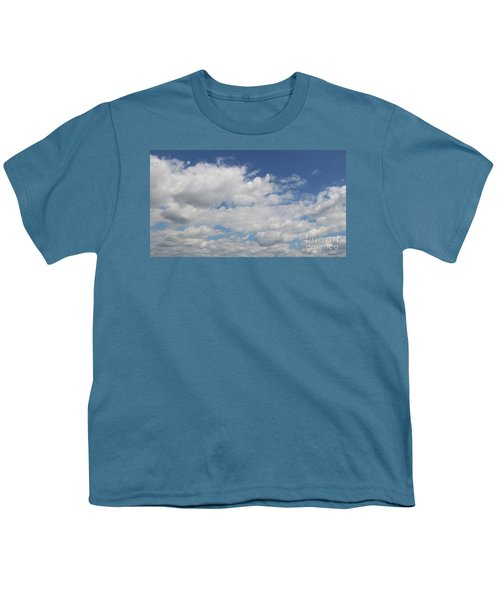 Clouds 17 Youth T-Shirt by Rod Ismay