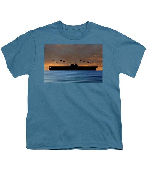 Cus Thomas Jefferson 1932 V3 Youth T-Shirt