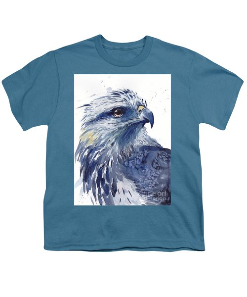 Eagle Watercolor Youth T-Shirt