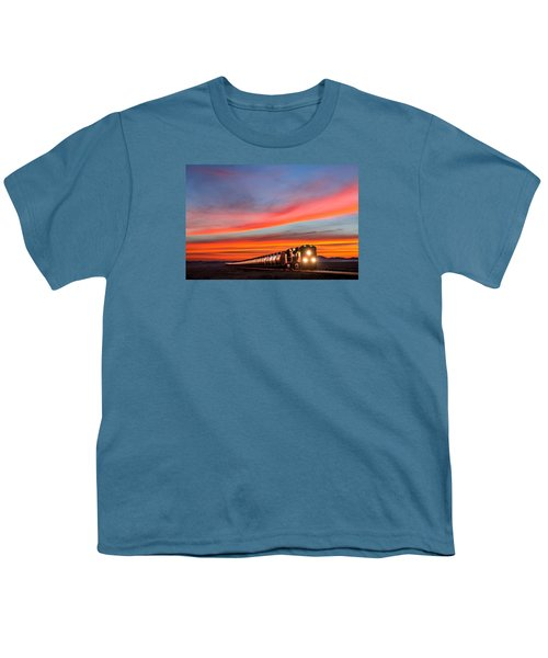 Early Morning Haul Youth T-Shirt